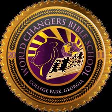 World Changers Bible School logo