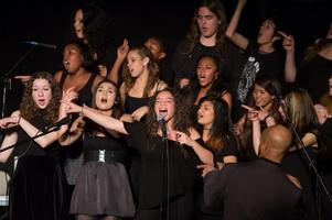 The 2013 Holiday Concert Presented by CHAMPS Music Academy at...