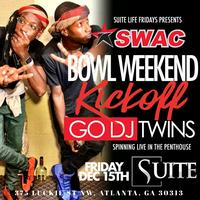 THIS FRIDAY :: BIG TIGGER HOST SWAC BOWL WEEKEND FT....