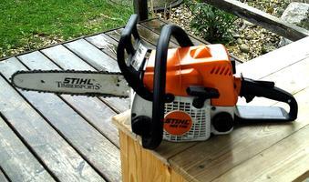Basic Chainsaw Maintenance