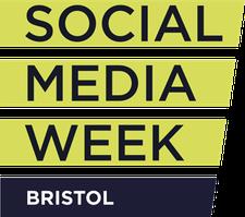Social Media Week Bristol #SMWBristol logo