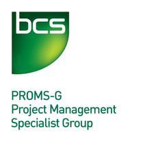 BCS Project Management Specialist Group (PROMS-G) logo