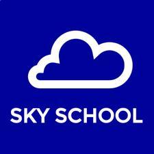 Sky School logo