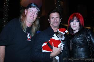 Red Carpet For Mike Arnoldi's Annual Toy Drive & Concert