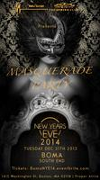 Mystique - Private New Year's Eve Masquerade Bash
