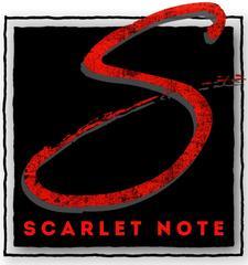 Scarlet Note Music & Arts Division logo