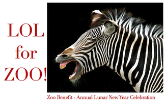 Save The Date-Zoo Benefit