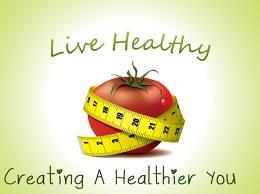 A HEALTHIER YOU!
