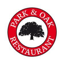 Park & Oak Restaurant logo