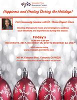 Happiness and Healing during the Holidays with Dr....