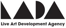 Live Art Development Agency (LADA) logo