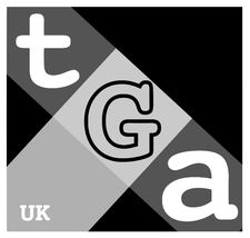 The Galleries Association logo