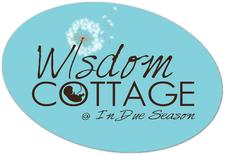 Wisdom Cottage at In Due Season logo