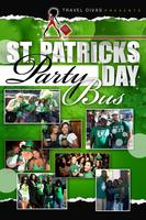 St. Patrick's Day Party Buses
