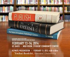 Publish or perish? The future of scholarly publishing...