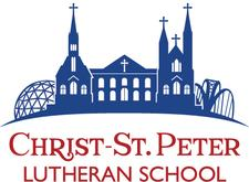 Christ-St. Peter Lutheran School logo