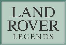 Land Rover Legends logo
