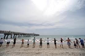 Hands Across the Sand - Ocean City