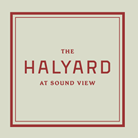 The Halyard @ Sound View Greenport  logo