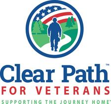 Clear Path for Veterans logo