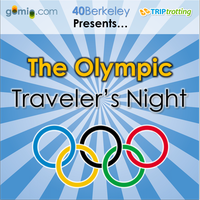 Olympic Traveler's Night Party