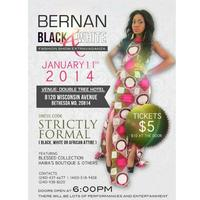 BERNAN BLACK & WHITE FASHION SHOW