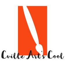 Cville Art's Cool logo