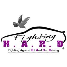 Fighting HARD (HitAndRunDriving)  Non-Profit Organization logo