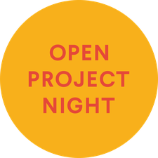Open Project Night logo
