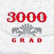 3000GRAD logo