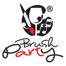 Brush Party UK logo