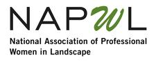 The National Association of Professional Women in Landscape logo