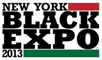 "New York Black Expo ""Buy Black Holiday Weekend"" (Few..."
