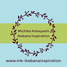 MK-Ikebana Inspiration and Chicago Flower Company logo