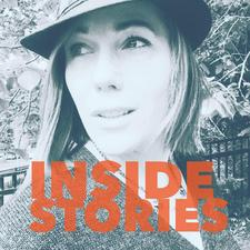 Lara Marjerrison | INSIDE STORIES | Storytelling logo