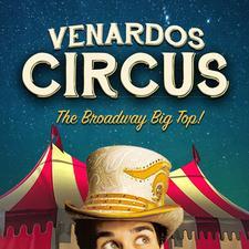 THE VENARDOS CIRCUS logo