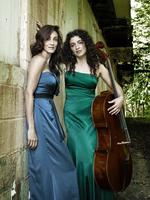 Marta and Ani Aznavoorian, Piano and Cello Performance