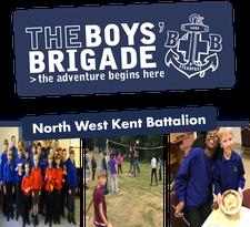 The Boys' Brigade - North West Kent Battalion logo