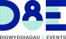 Digwyddiadau8events - Ian Jones/Sian Griffiths logo