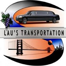 Lau's Transportation logo