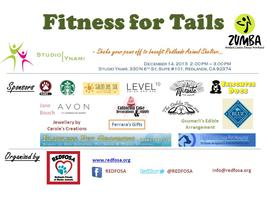 Shake Your Paws Off!  Fitness For Tails...