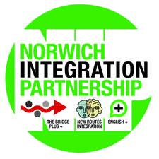 Norwich Integration Partnership (NIP) logo