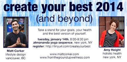 Create Your Best 2014 (and Beyond)