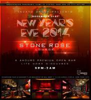 Stone Rose New Years Eve 2014