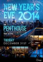 New Years Eve 2014 at Hotel on Rivington Penthouse