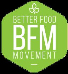 Better Food Movement  logo