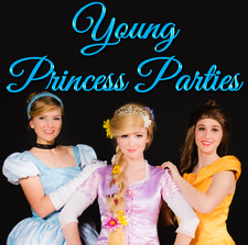 Young Princess Parties logo