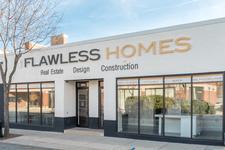Flawless Homes logo