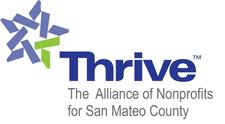 Thrive, The Alliance of Nonprofits for San Mateo County logo