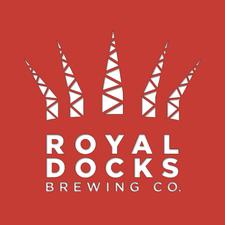 Royal Docks Brewing Co. logo